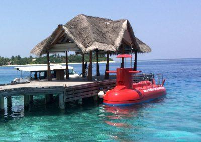 Semisubmarine Maldivi by Agena Marin