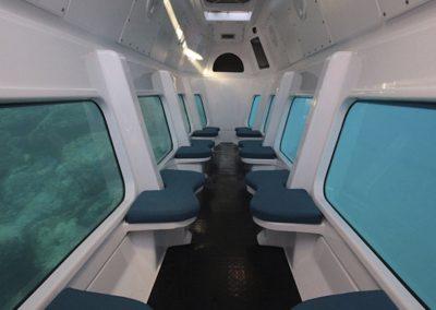inerior semisubmarine 12 pax ba Agena Marin