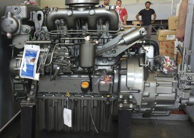 Engine semisubmarine - Agena Marin